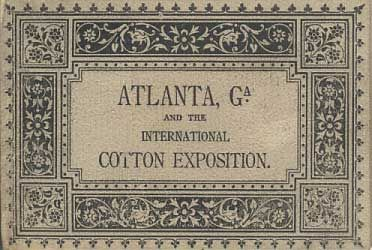 world's fair atlanta GA 1881 - Google Search