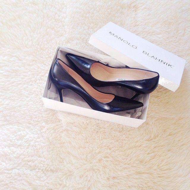welcome home babies #taliakennedy #manoloblahnik #shoes #fashion #fashionblogger