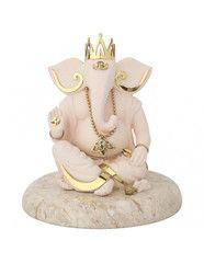 ADLER & ROTH GANESH ASHIRWAD SMALL ANRBR-070 Spiritual Sculptures & Statues