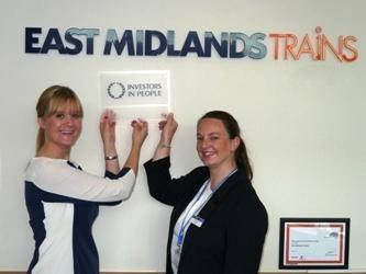 East Midlands Trains invest in their people! #iip2013