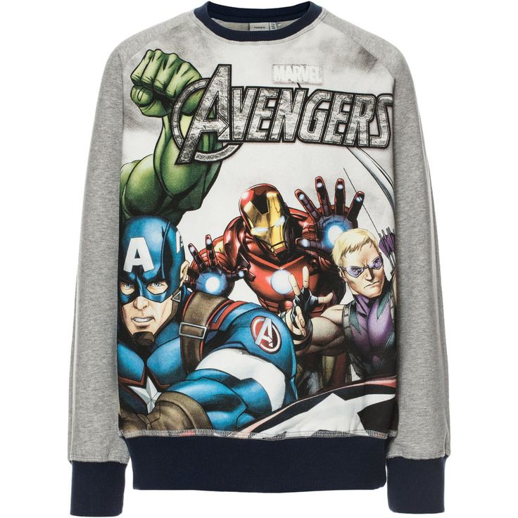 Name it Kinderen Nitavengers Austin Sweatshirt
