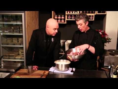 Die Nataniel Tafel, Episode 5 - ricepaper food ...Meestersklas (Rachel Botes)