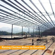 Poultry House Construction, Poultry House Construction direct from Qingdao Tianrui Farming Scientific Co., Ltd. in China (Mainland)