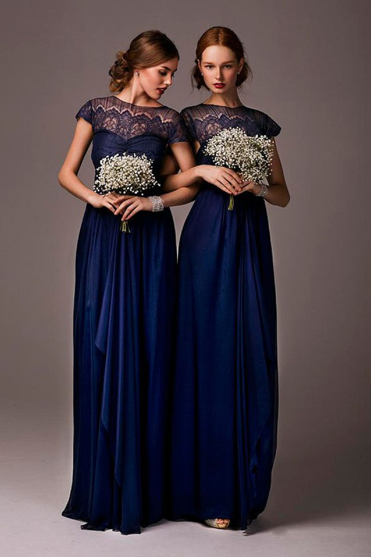 204 best bridesmaid dresses images on pinterest bridesmaids 2016 high neck sleeveless ruffles floor length chiffon bridesmaid dresses by okdress uk ombrellifo Choice Image