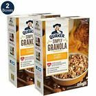 Quaker Simply Granola Oats Honey & Almonds Breakfast Cereal 28 oz Boxes (2 P #FoodandBeverages