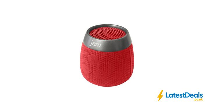 JAM Replay Portable Wireless Bluetooth Speaker at Currys/ebay, £13.99