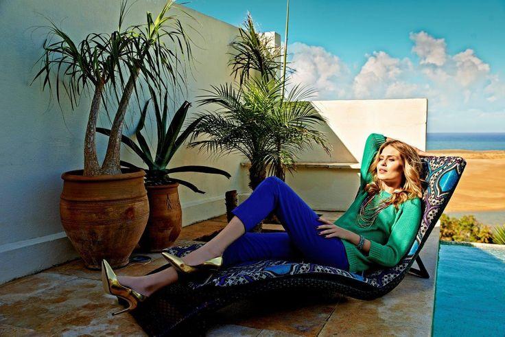 Kolekcja QUIOSQUE Wiosna/Lato 2015. Photo: Kajus W. Pyrz #quiosquepl #qsq #new #collection #style #ss15 #outfit #look #spring #africa #travel #fashion #inspiration #women #beauty #newcollection #photo