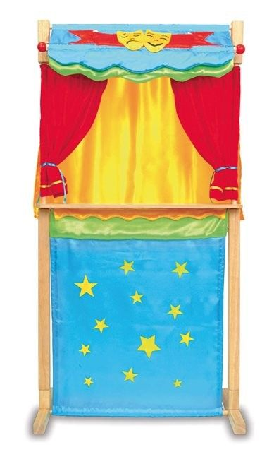 Fiesta Crafts - Tellatale Puppet Theatre and Shop Front #EntropyWishList #PinToWin