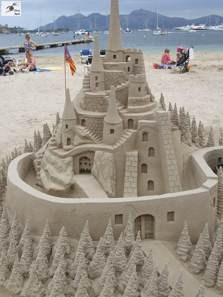 18 Creative Sand Art | IcreativeD