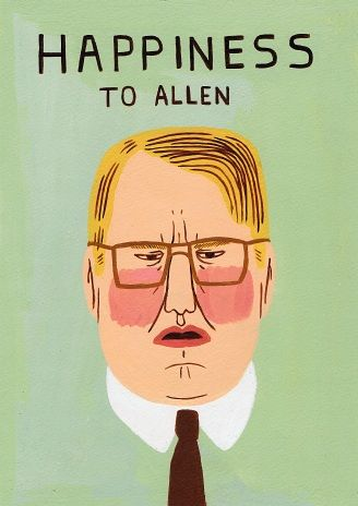 Happiness's Allen by Jack Teagle