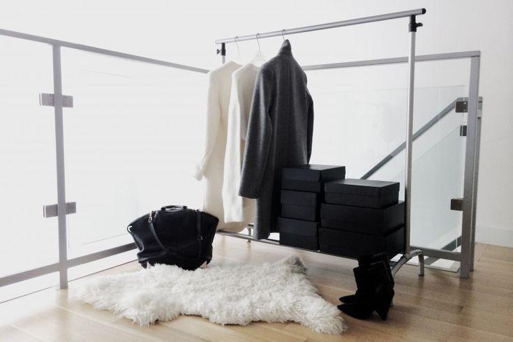 the portable wardrobe