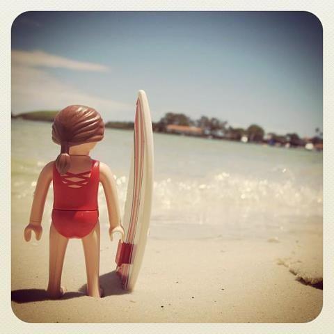 Playmobil beach