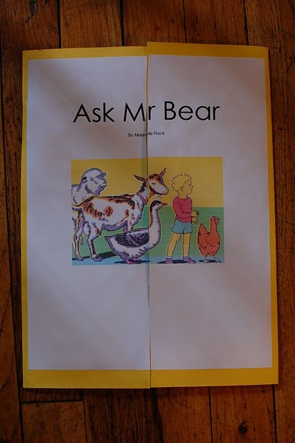 BFIAR Ask Mr Bear
