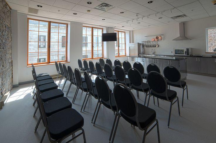 Maison Christian Faure Intl. Pastry School Demo Room
