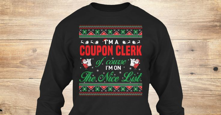 If You Proud Your Job, This Shirt Makes A Great Gift For You And Your Family.  Ugly Sweater  Coupon Clerk, Xmas  Coupon Clerk Shirts,  Coupon Clerk Xmas T Shirts,  Coupon Clerk Job Shirts,  Coupon Clerk Tees,  Coupon Clerk Hoodies,  Coupon Clerk Ugly Sweaters,  Coupon Clerk Long Sleeve,  Coupon Clerk Funny Shirts,  Coupon Clerk Mama,  Coupon Clerk Boyfriend,  Coupon Clerk Girl,  Coupon Clerk Guy,  Coupon Clerk Lovers,  Coupon Clerk Papa,  Coupon Clerk Dad,  Coupon Clerk Daddy,  Coupon Clerk…