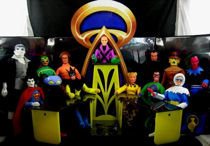 Legion Of Doom Toys 59