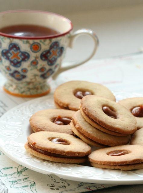 Alfajores de Dulce de Leche | El monstruo de las galletas | Pinterest
