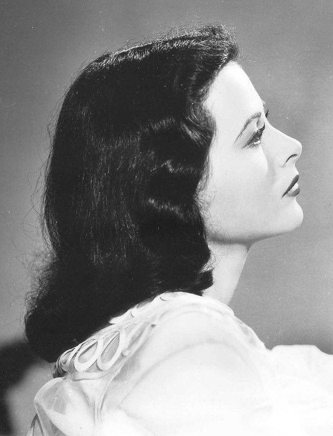 Hedy Lamarr, Ziegfeld Girl, 1941