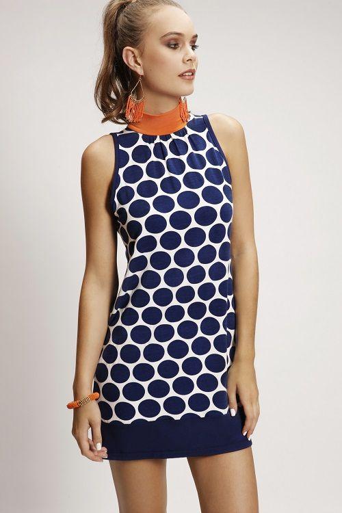 8135PRT Turtle Dress