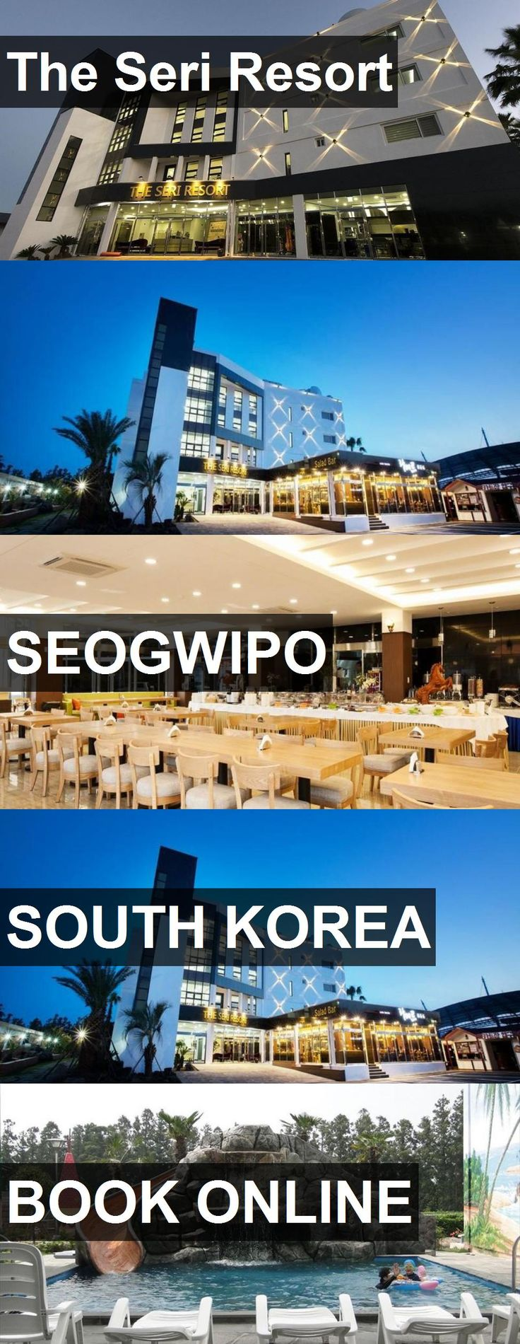 Hotel The Seri Resort in Seogwipo, South Korea. For more information, photos, reviews and best prices please follow the link. #SouthKorea #Seogwipo #travel #vacation #hotel
