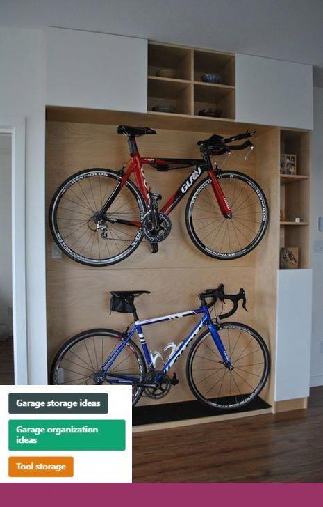 Garage Organization For Small