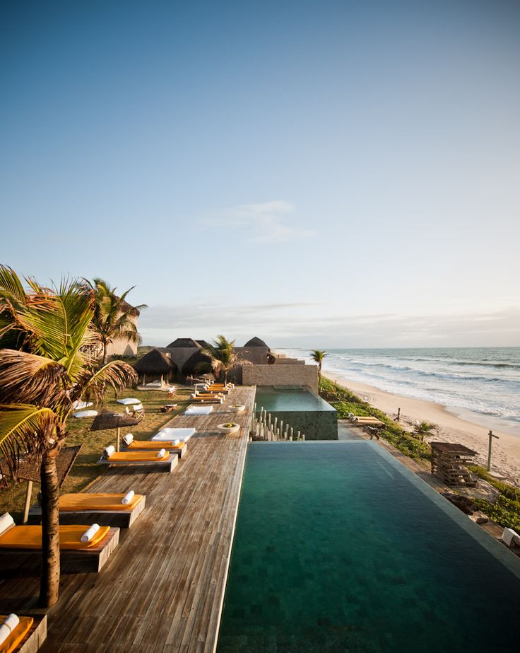 Travel to #Brazil and enjoy gorgeous weather, beaches and infinity pools right at your fingertips!