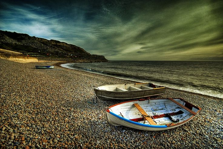 Chesil Cove # 2 (c) Peter Allen (petervanallen)
