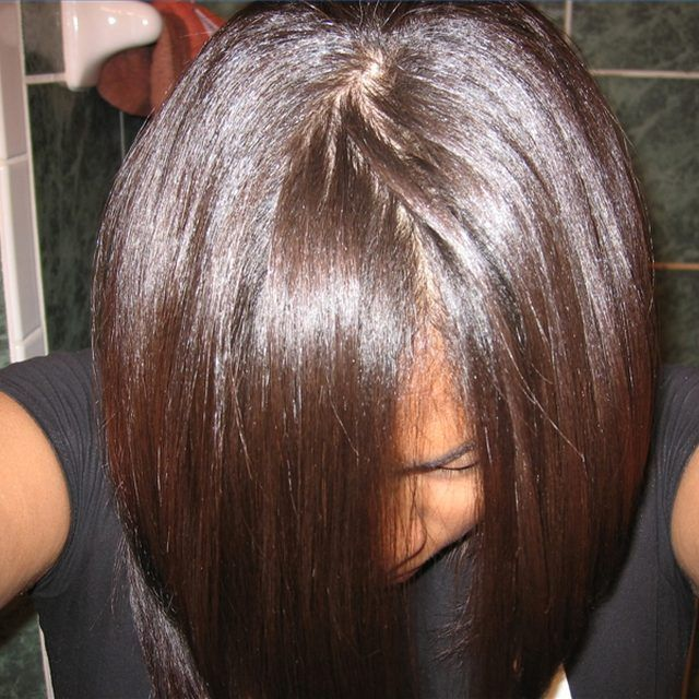Use The Dominican Technique to Straighten Your Hair