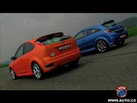 Ford Focus ST vs. Opel Astra OPC - http://thebestcars2012.com/2012-opel-astra/2013/04/30/ford-focus-st-vs-opel-astra-opc/