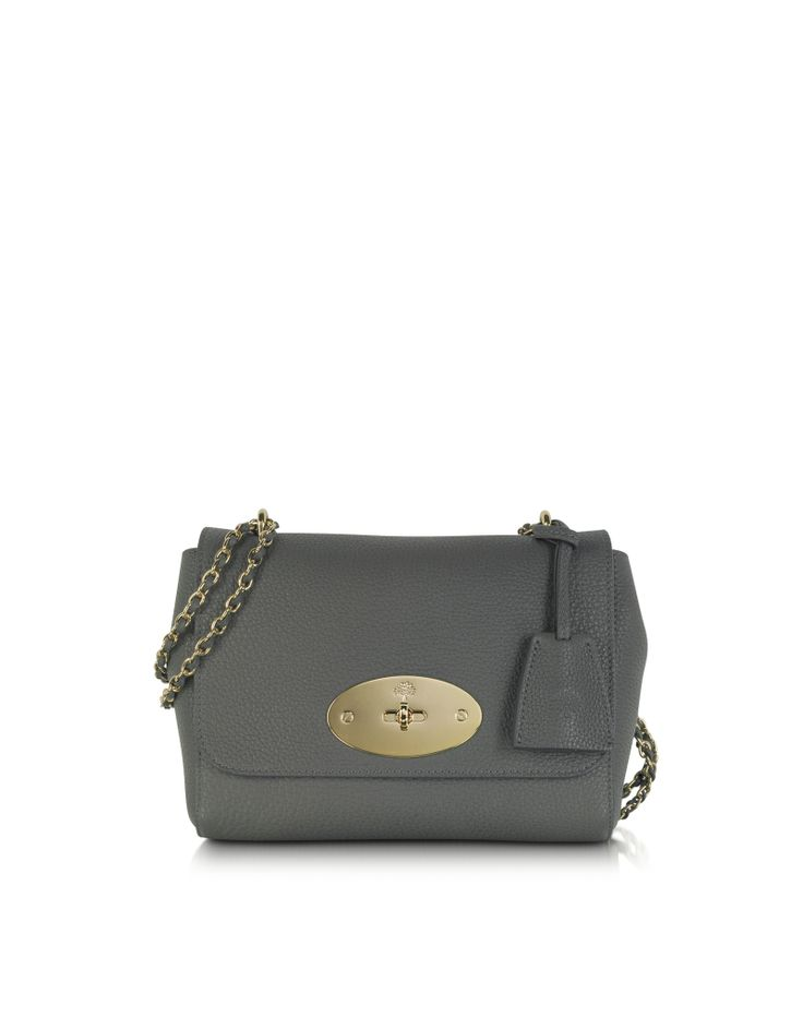 Beautiful new grey Mulberry Lily bag