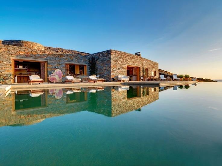 Kea Island Luxury