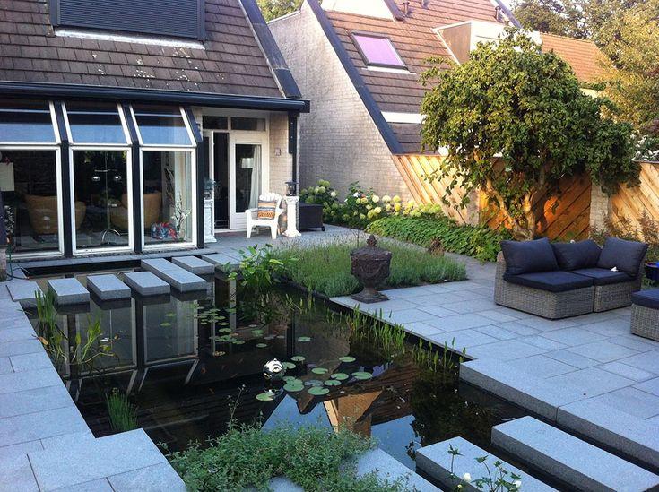 tuin renoveren in Breda regenwulp - Keramische Tegels