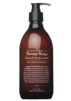The Aromatherapy Co Sweet Lime & Mandarin Hand & Body Lotion 500ml