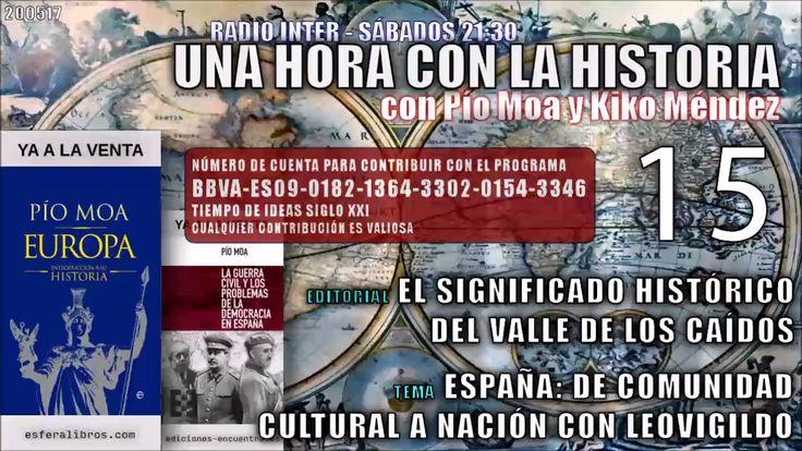 015 - España: de comunidad cultural a nación | Significado histórico Val...