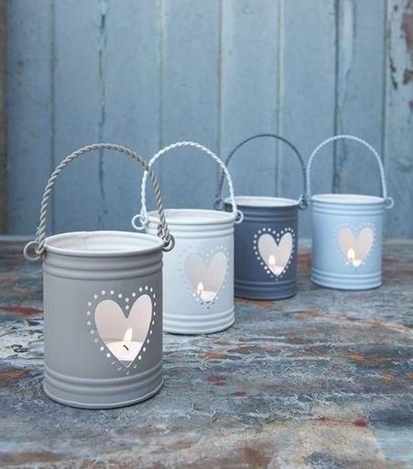 Uma ótima forma de reutilizar latas é fazer um porta velas bem legal! Confira as…
