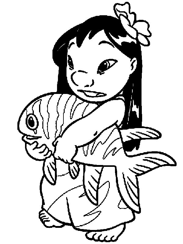 32 best images about lilo and stitch coloring pages on pinterest