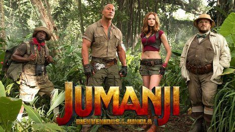 Watch Jumanji: Welcome to the Jungle Full Movie | Scoop.it