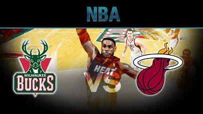 Milwaukee Bucks at Miami Heat Tickets