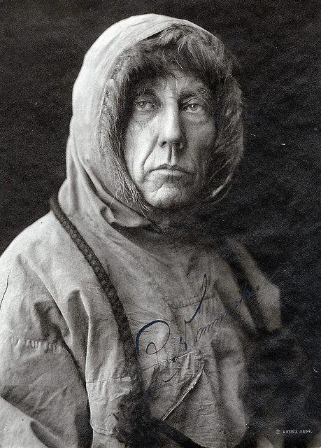 Roald Amundsen by Norwegian Polar Institute, via Flickr