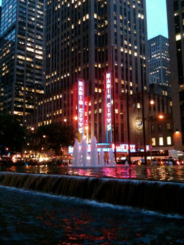 New York, Sept - Oct 11