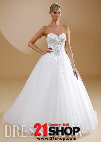 72 best Bridal gowns- ballroom style images on Pinterest | Wedding ...