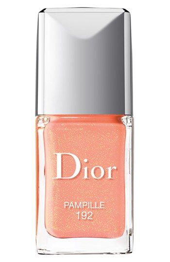 { Dior 'Vernis' Enamel 192 Pampille }