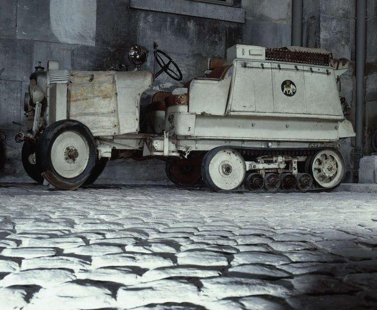 Autochenille Citroën de la Croisière noire (1920)