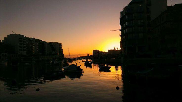 Maltese sunrise, 2013