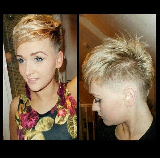 messerscharfe kurzhaarfrisuren mit undercut f r unabh ngige frauen frisuren pinterest undercut. Black Bedroom Furniture Sets. Home Design Ideas