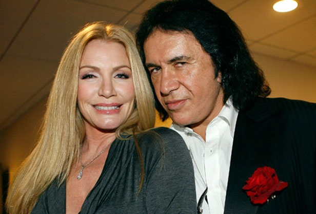 KISS frontman Gene Simmons and former Playboy playmate Shannon Tweed got engaged in July 2011, after 28 years together. The couple and their two kids Nick and Sophie star in the A reality show