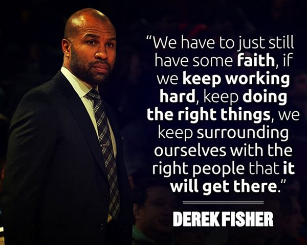 Lakers News And Rumors: Former Player Derek Fisher In Talks For Coach Position? - http://www.morningledger.com/lakers-news-and-rumors-former-player-derek-fisher/1369114/