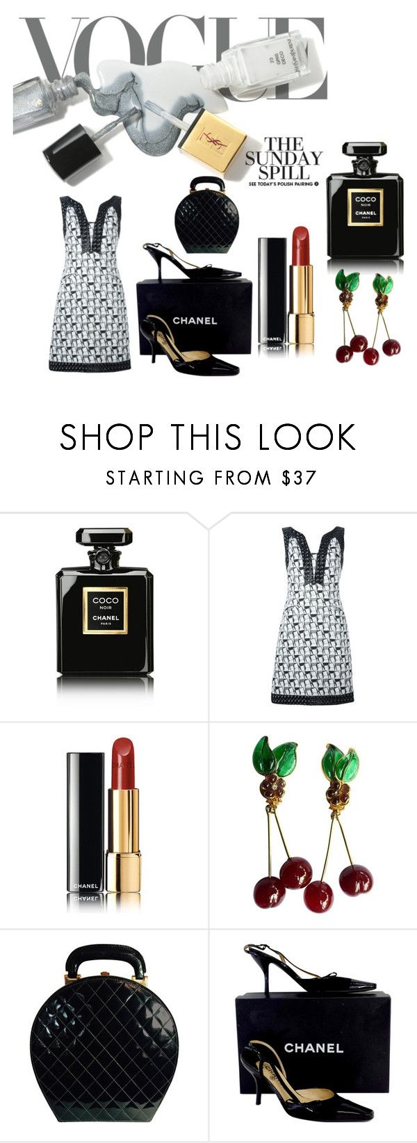 JULIE by DAMIANI LAURA on Polyvore featuring Chanel