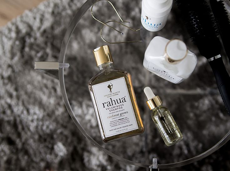 rahua voluminous shampoo review