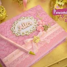 Princesa - Festa Realeza da Alice